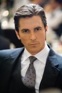 THE DARK KNIGHT TRILOGY (Christian Bale) (Publicity still)