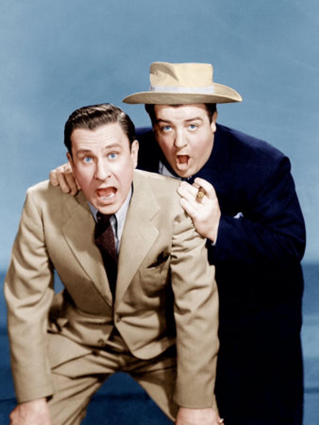 Abbott And Costello HOLD THAT GHOST Publicity Photo