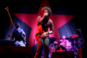 Rage Against the Machine (Max Whittaker-Getty Images)