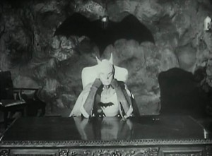 Lewis Wilson as Batman (publicity still)