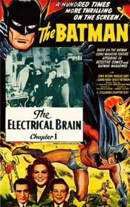 BATMAN Serial Poster