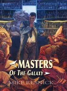 Masters of the Galaxy cover