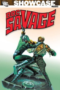 Showcase Doc Savage