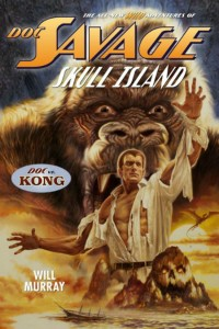 DOC SAVAGE: SKULL ISLAND (cover by JOE DIVITO)