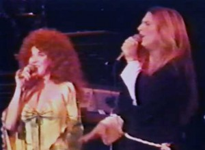 Black Oak Arkansas with Ruby Starr, 1976 (screen capture from THE MIDNIGHT SPECIAL)