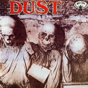 DUST (original album cover)