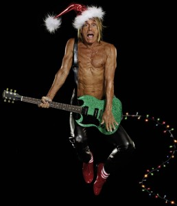Iggy Pop (photo credit: JEAN-PAUL GOUDE)