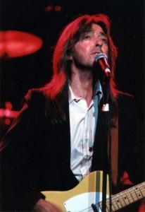 Joey Molland onstage, circa 1971 (uncredited photo)