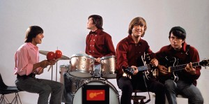 The Monkees, 1966 (Davy Jones, Micky Dolenz, Peter Tork, Michael Nesmith) (publicity photo)