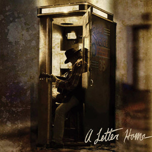 Neil Young A Letter Home cover