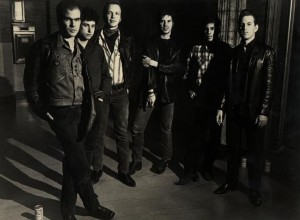 Flesh Eaters (Chris D, DJ Bonebrake, Dave Alvin, John Doe, Steve Berlin, Bill Bateman) (photo credit: SCOTT LINDGREN)