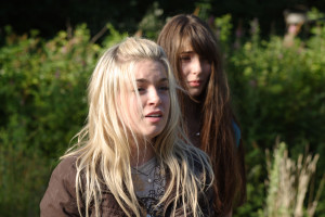 AMBER ALERT: TERROR ON THE HIGHWAY (Britt McKillip and Genevieve Buechner) (publicity still)