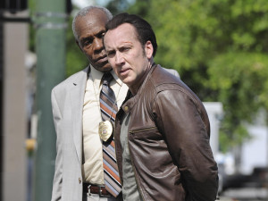 RAGE (Danny Glover and Nicolas Cage) (publicity still)