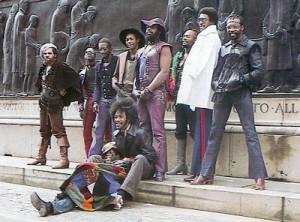 Funkadelic, circa mid-1970s (publicity photo)
