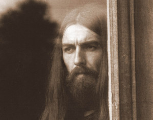 George Harrison ALL THINGS MUST PASS (photo credit: BARRY FEINSTEIN)