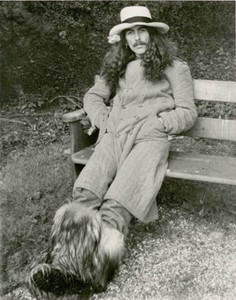 George Harrison DARK HORSE (photo credit: TERRY DORAN)