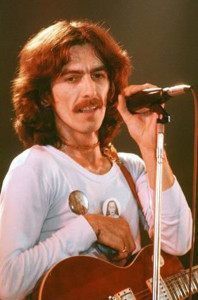 George Harrison DARK HORSE (uncredited photo)
