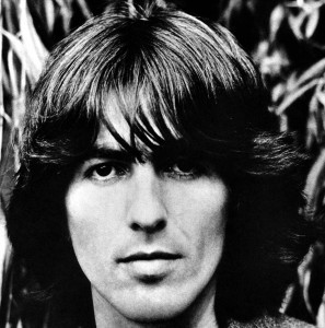 George Harrison WONDERWALL MUSIC (photo credit: ASTRID KIRCHHERR/photo courtesy of and copyrighted by GEORGE HARRISON ESTATE)