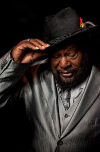 George Clinton, circa 2012 (photo credit: WILLIAM THOREN)