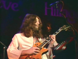 Steve Hillage, Rockpalast 1977 (video still)