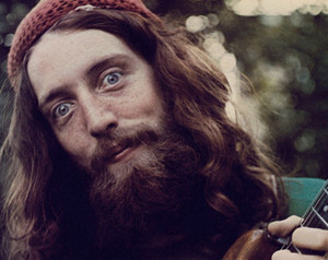 Steve Hillage during his time in Gong (uncredited photo)