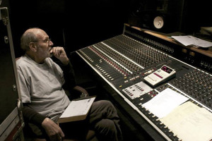 Lou Whitney in the Studio (uncredited photo)