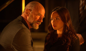PLASTIC (Graham McTavish and Malese Jow) (publicity still)