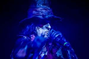 Alice Cooper (photo credit: PEP BONET)