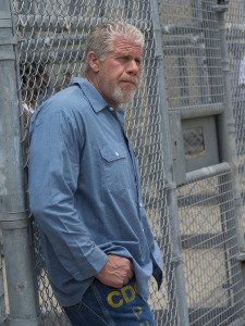 SONS OF ANARCHY (Ron Perlman) (photo credit: Prashant Gupta/FX)