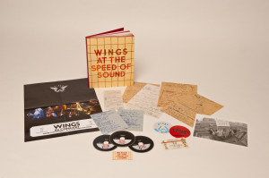 WINGS AT THE SPEED OF SOUND Deluxe Edition