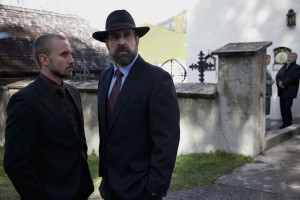 AUTUMN BLOOD (Samuel Vauramo, Peter Stormare) (publicity still)