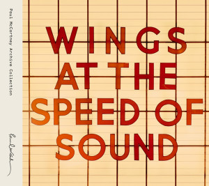 Wings At the Speed of Sound cover