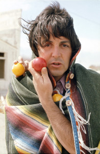 VENUS AND MARS (Paul McCartney) (photo credit: LINDA MCCARTNEY/photo copyrighted: PAUL MCCARTNEY)