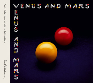 Wings Venus and Mars cover
