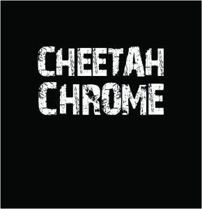 Cheetah Chrome cover