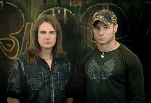 Johnny Wore Black (Dave Ellefson and Jonathan Cohen) (uncredited photo)