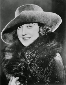 TINSELTOWN (Mabel Normand) (publicity photo)