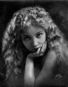 TINSELTOWN (Mary Miles Minter) (publicity photo)