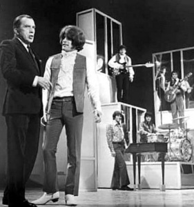 Tommy James and the Shondells on the Ed Sullivan Show (uncredited photo)
