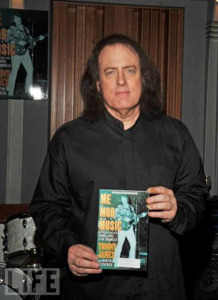Tommy James with ME, THE MOB, AND ME (uncredited photo)