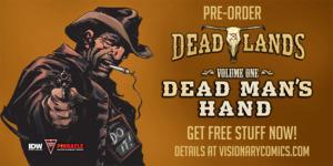 DEADLANDS Promo