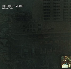 DISCREET MUSIC (ANTILLES RECORDS, 1975)