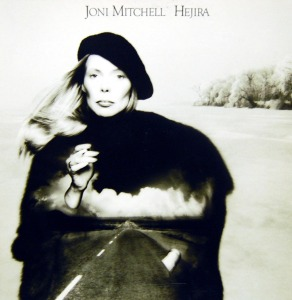 HEJIRA (ASYLUM RECORDS, 1976)