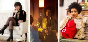 JIMI: ALL IS BY MY SIDE (Imogen Poots; Andre Benjamin; Ruth Negga) (photo credits: PATRICK REDMOND)