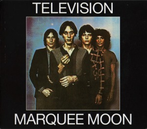 MARQUEE MOON (ELEKTRA RECORDS, 1977)