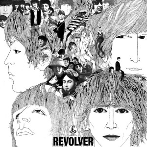 REVOLVER (CAPITOL RECORDS, 1966)