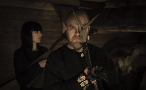 Wardruna (Lindy-Fay and Kvitrafn) (publicity photo)