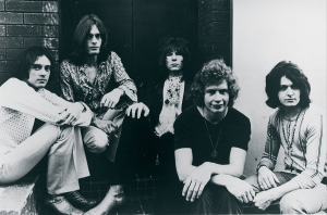 Mabel Greer's Toyshop becomes Yes (Peter Banks, Tony Kaye, Chris Squire, Bill Bruford, Jon Anderson) (uncredited photo)