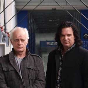 Mabel Greer's Toyshop's Tony Kaye and Billy Sherwood (uncredited photo)