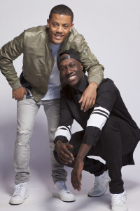Nico and Vinz (photo credit: SARA MCCOLGAN)